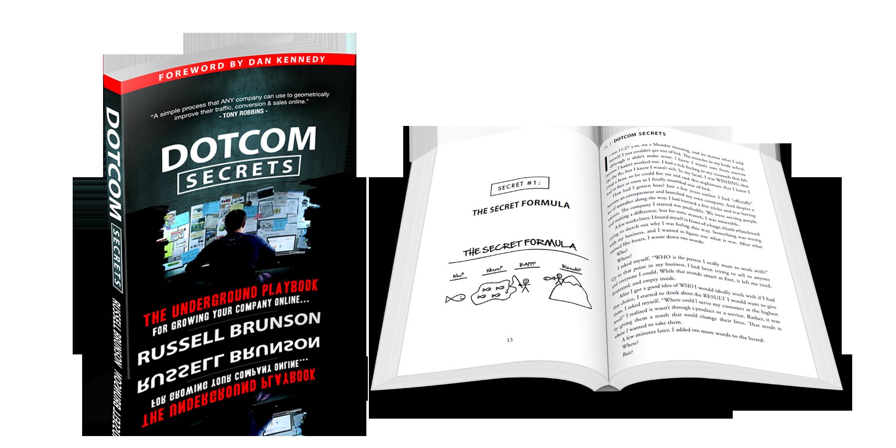 Free Book: DotCom-Secrets-Book