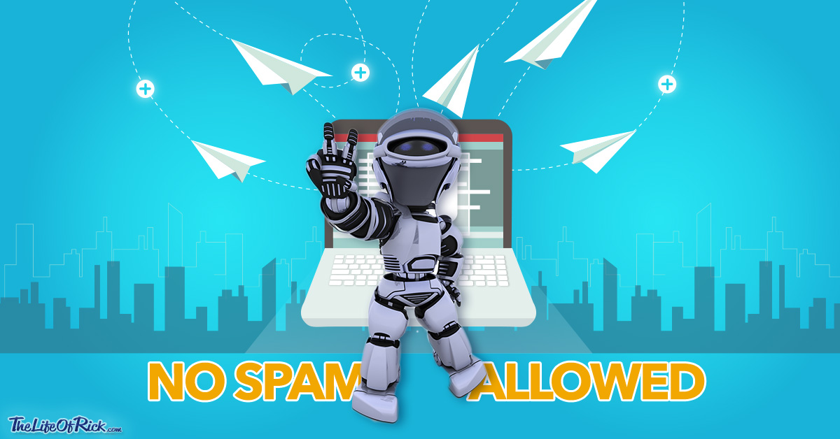 Get Rid of Website Spam with this WordPress Plugin